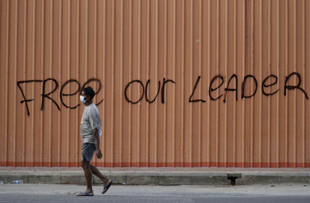 Myanmar: Reino Unido e UE pedem reunião de emergência na ONU