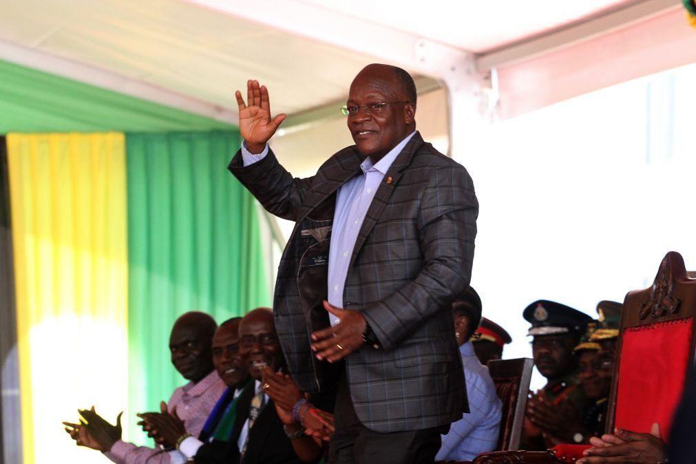 Covid-19: Protestos na Tanzânia crescem contra
