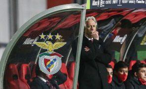 Direção do Benfica reitera