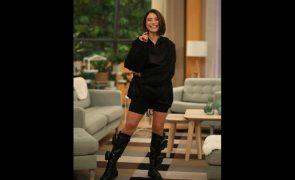 Saiba onde comprar as botas irreverentes de Carolina Carvalho
