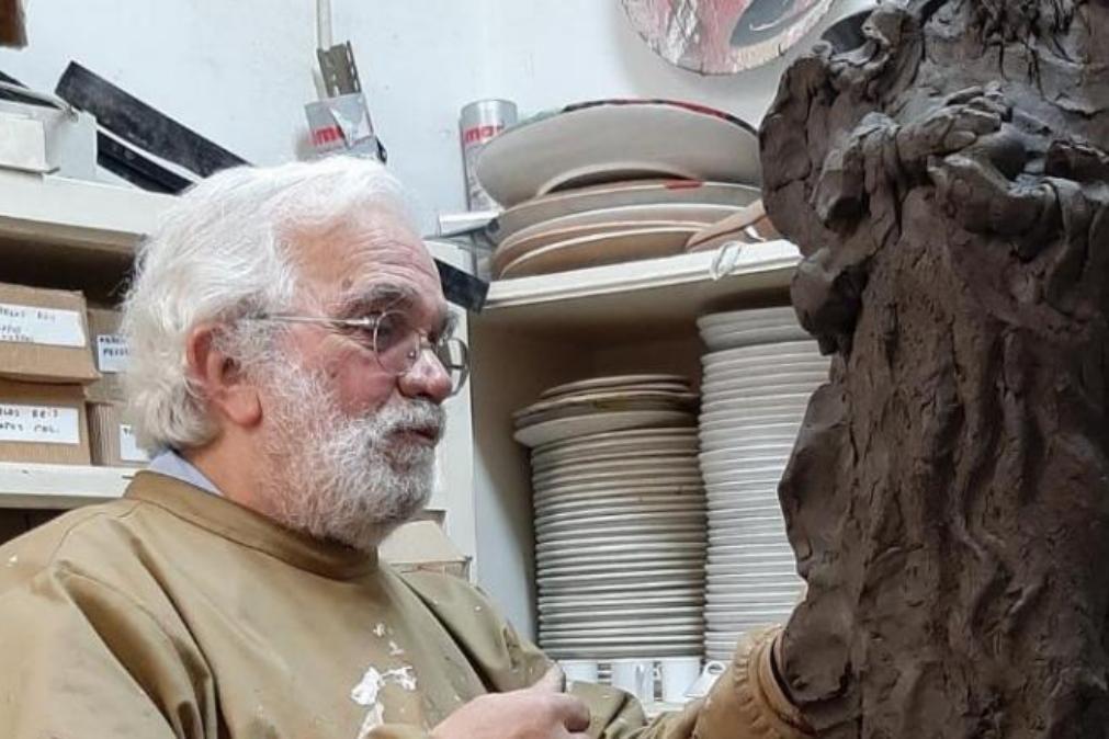 Morreu o escultor Manuel Sousa Pereira autor da