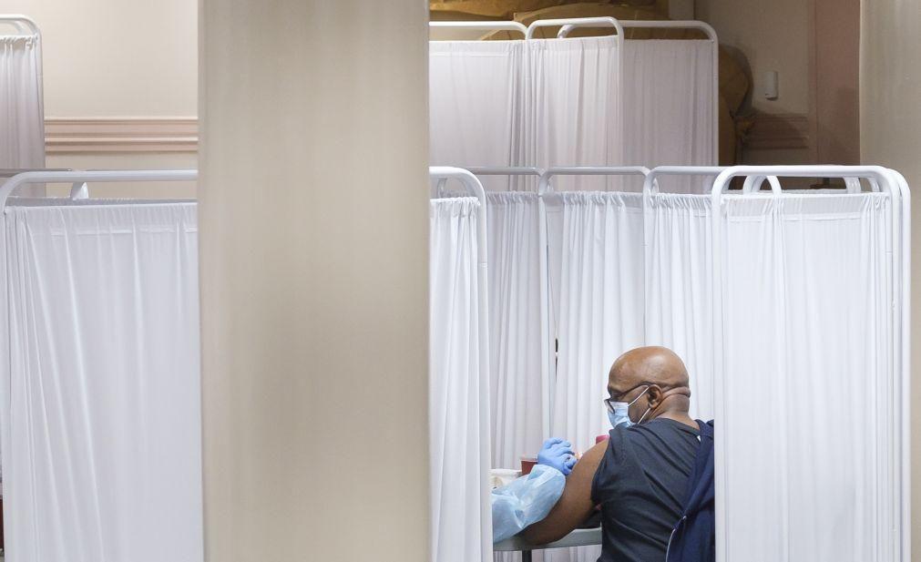 Covid-19: Estados Unidos com 1.492 mortes e 85.060 casos nas últimas 24 horas