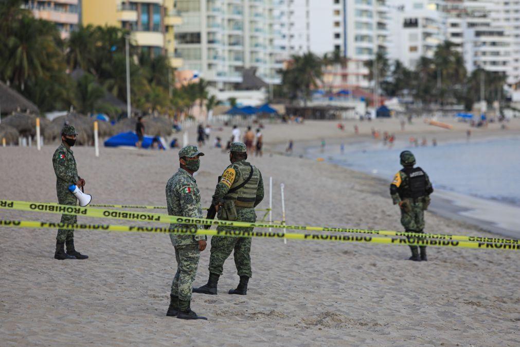 Covid-19: México regista 531 mortos em 24 horas