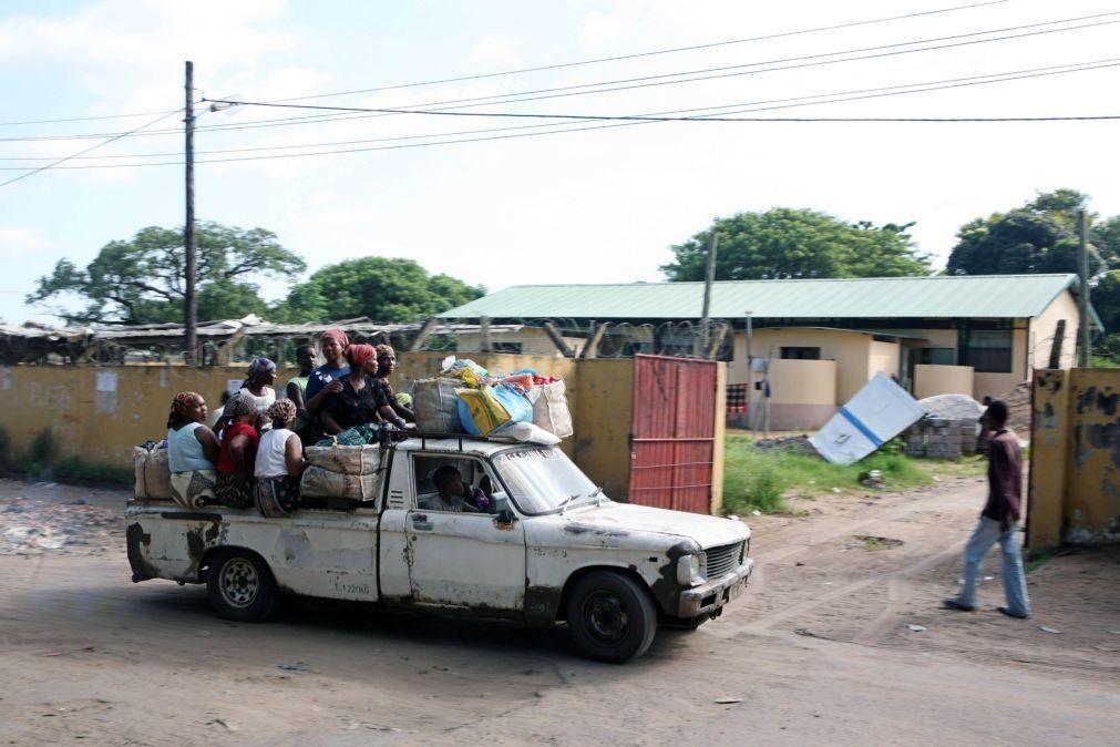 Surto de cólera declarado na província mais populosa de Moçambique