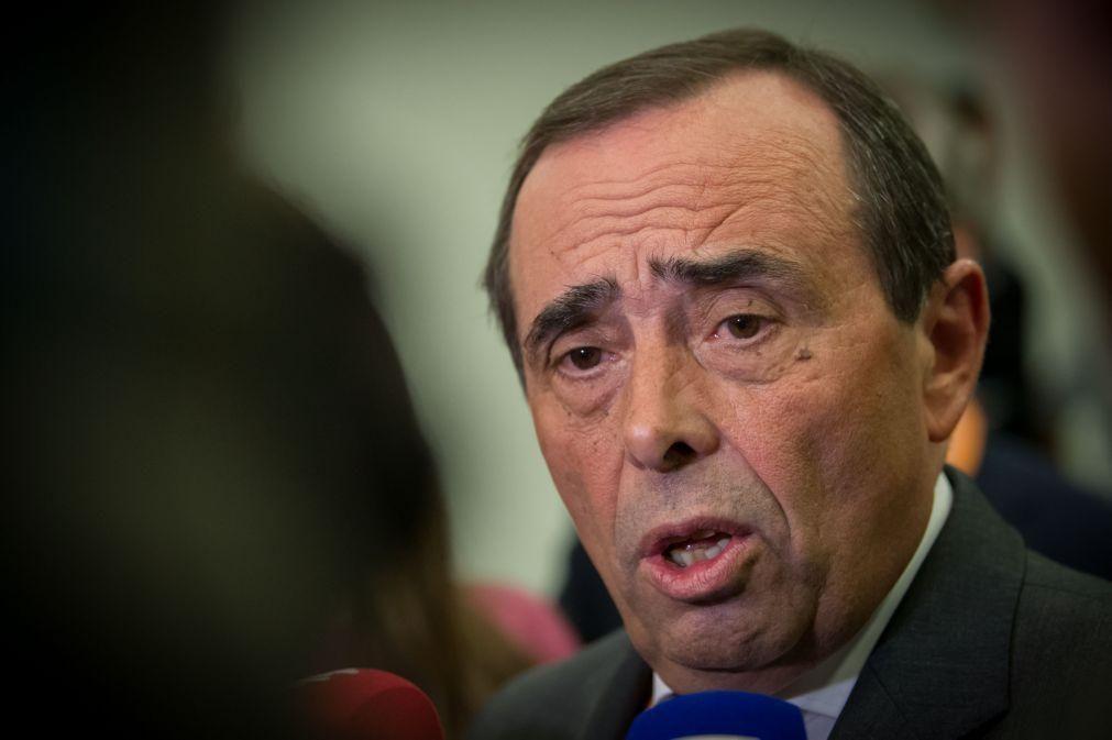 Parlamento Europeu levanta imunidade parlamentar de deputado Álvaro Amaro
