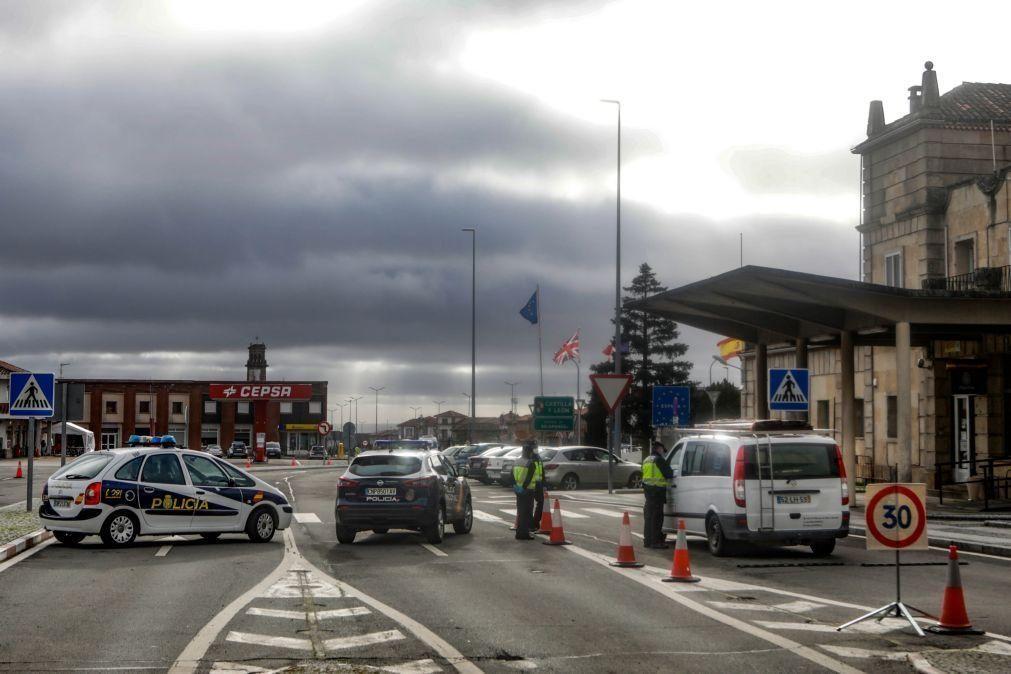 Covid-19 leva Espanha a prolongar restrições nas fronteiras com Portugal