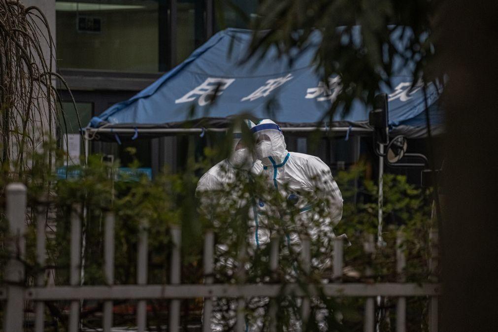 Especialistas da OMS na China não identificaram animal na origem do vírus