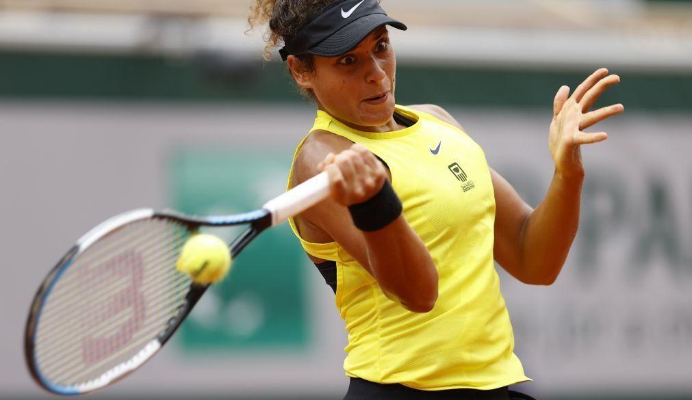 Egípcia Mayar Sherif faz história no Open da Austrália