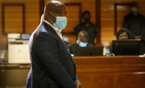 Tribunal conclui audição de antigo ministro da Comunicação Social angolano acusado de peculato