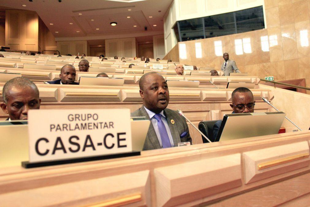 Manuel Fernandes eleito com três votos a favor e duas abstenções novo líder da CASA-CE