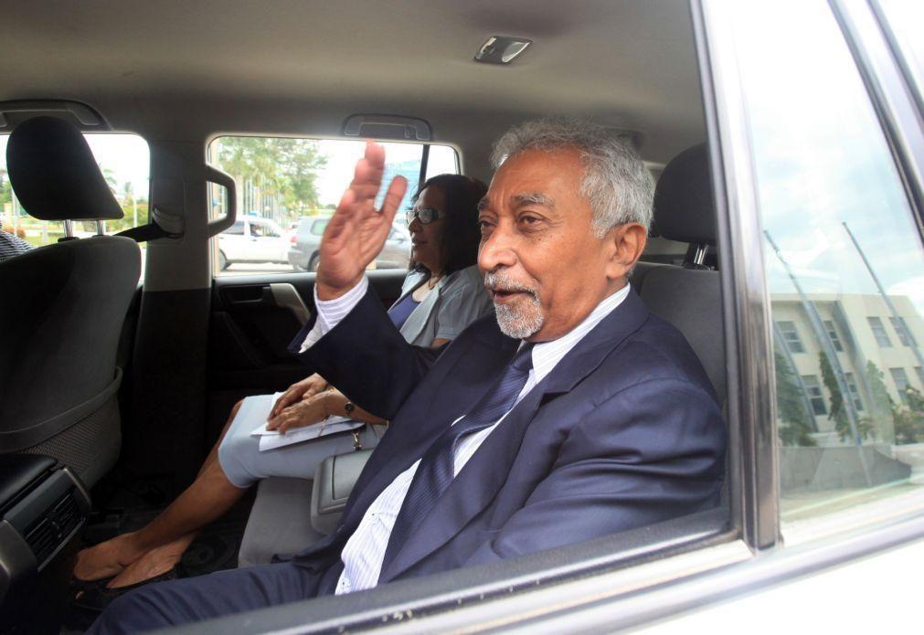 Líder do maior partido timorense confiante na continuidade, apesar de desafio de ex-PM Rui Araújo