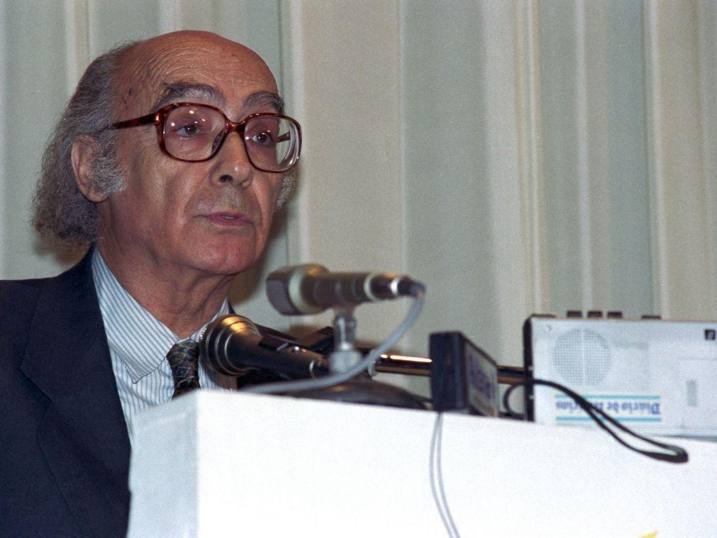 Logótipo dos 100 anos de Saramago e planificação das comemorações divulgados hoje