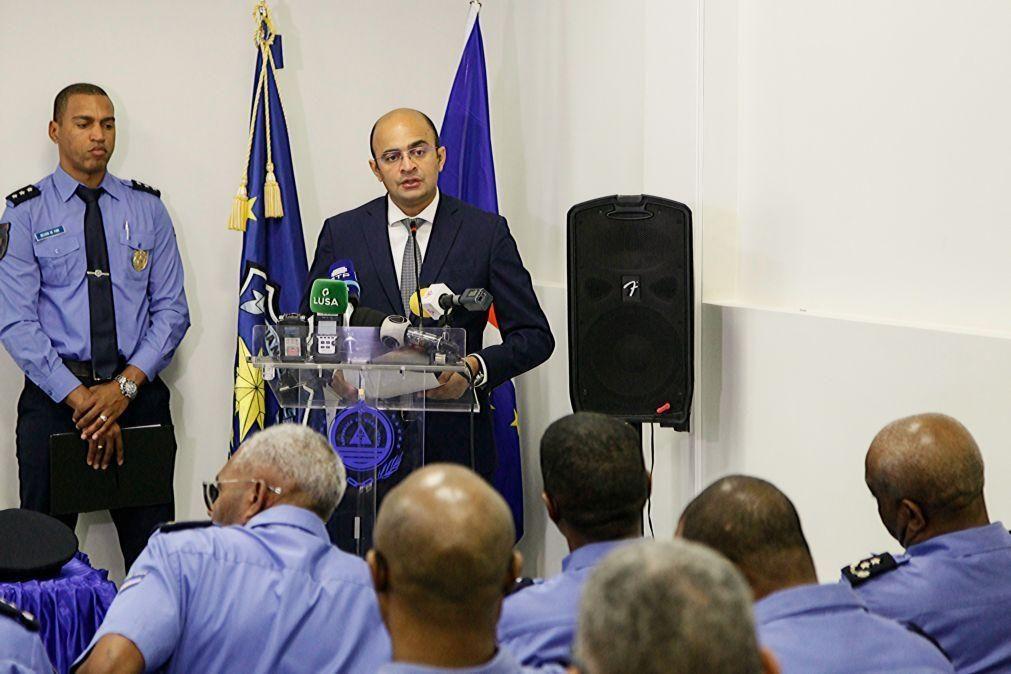 Covid-19: Polícia cabo-verdiana com
