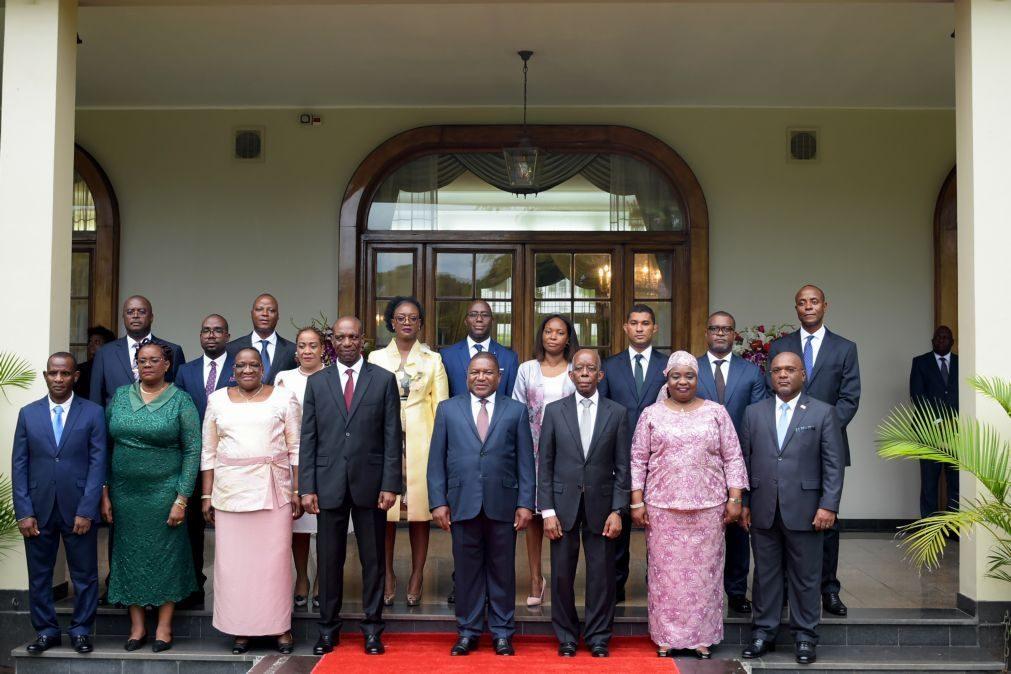 Governo moçambicano faz