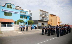 Polícia Nacional de Cabo Verde reforça investigação com nova direção central