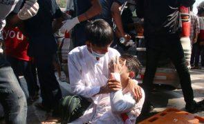 Myanmar: ONU condena uso da força contra manifestantes e denuncia existência de feridos graves