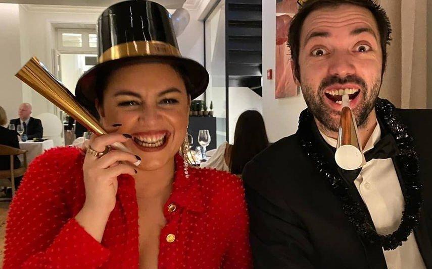 Ana Guiomar Atriz revela quando será casamento com Diogo Valsassina