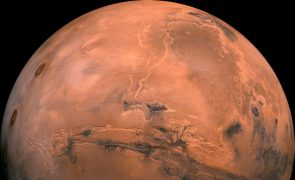 Sonda dos Emirados Árabes Unidos entra na órbita de Marte