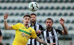 Paços de Ferreira e Portimonense empatam sem golos