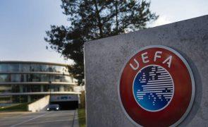Covid-19: Real Sociedad-Manchester United, da Liga Europa, realiza-se em Turim