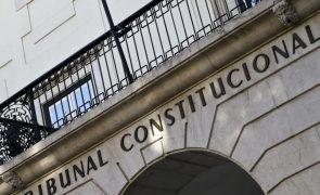 João Pedro Caupers é o novo presidente do Tribunal Constitucional