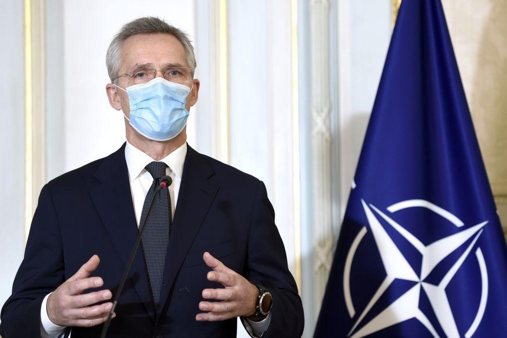 Navalny: Chefe da NATO condena