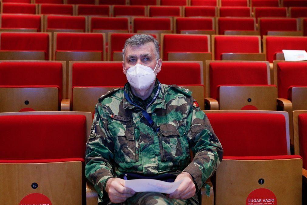 Covid-19: Coordenador estima que Portugal terá capacidade para administrar 150 mil vacinas por dia