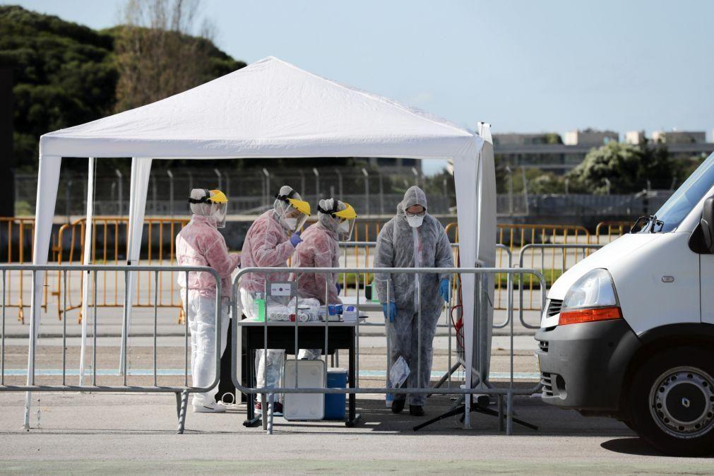 Covid-19: Porto vai ter centro de vacinação 'drive-thru' no Queimódromo