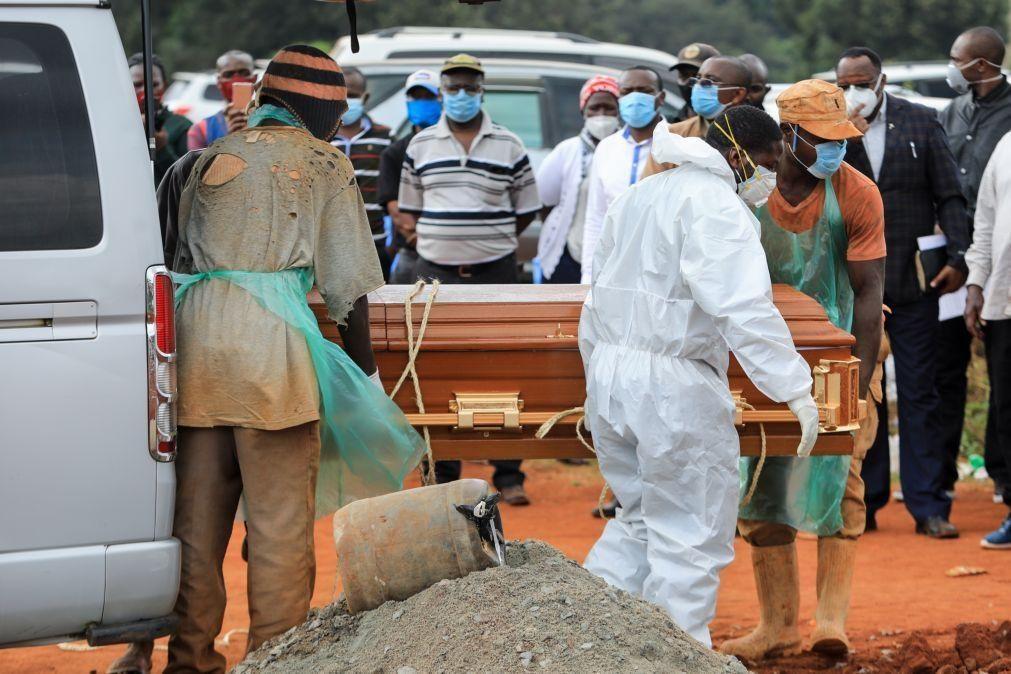Covid-19: África com mais 712 mortos e 11.965 infetados nas últimas 24 horas