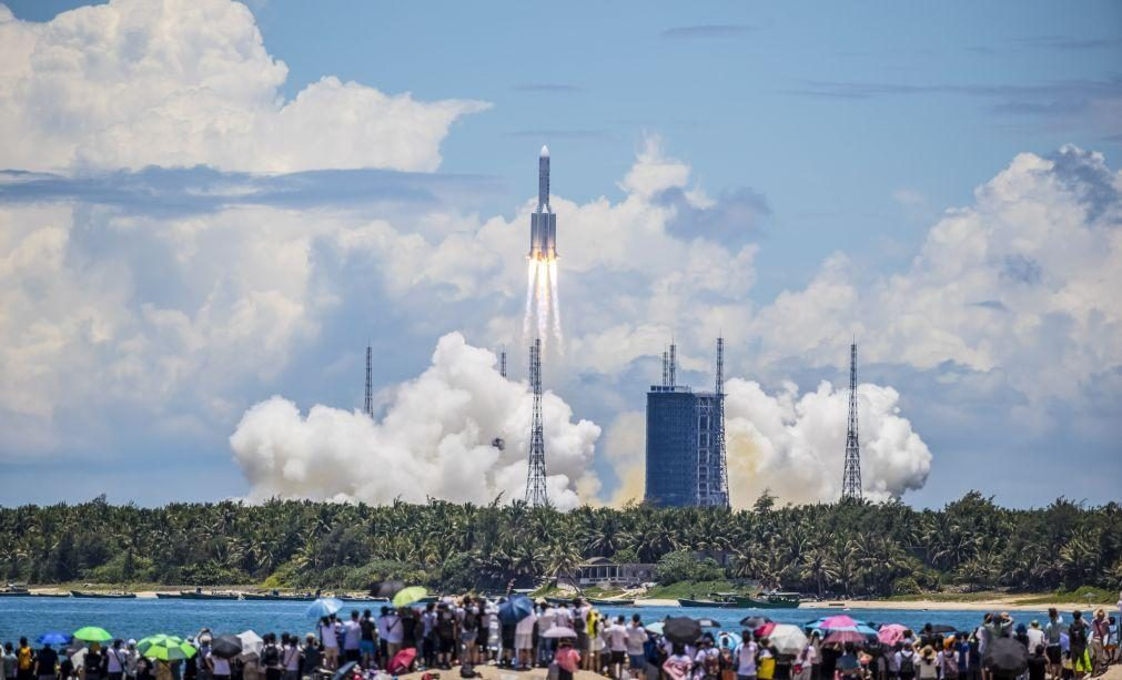 Sonda chinesa prepara-se para entrar na órbita de Marte