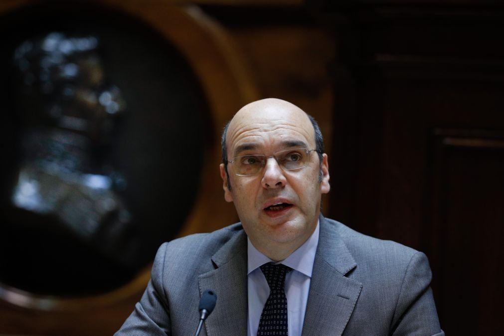 Siza Vieira confirma Vítor Fernandes como 'chairman' do Banco de Fomento