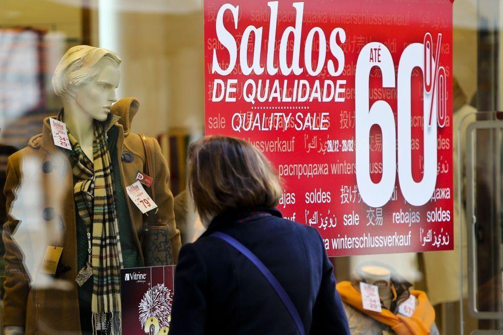 Taxa de inflação homóloga aumenta para 0,3% em janeiro