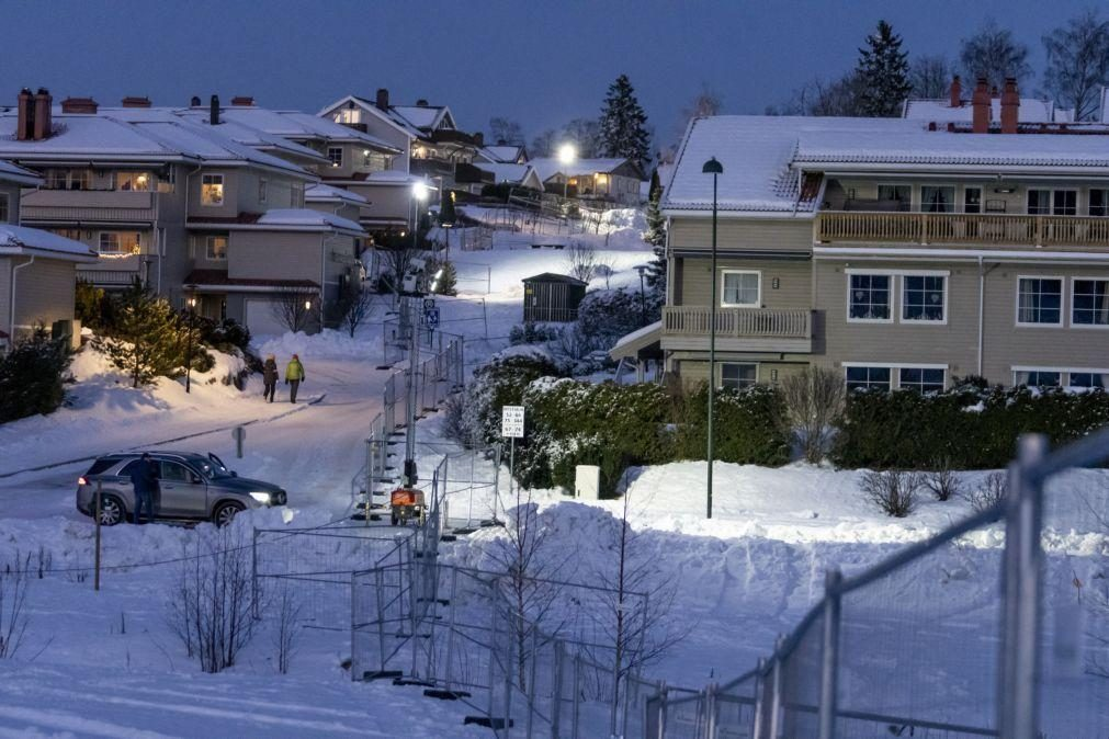 Mais dois corpos encontrados seis semanas após deslizamento de terra na Noruega