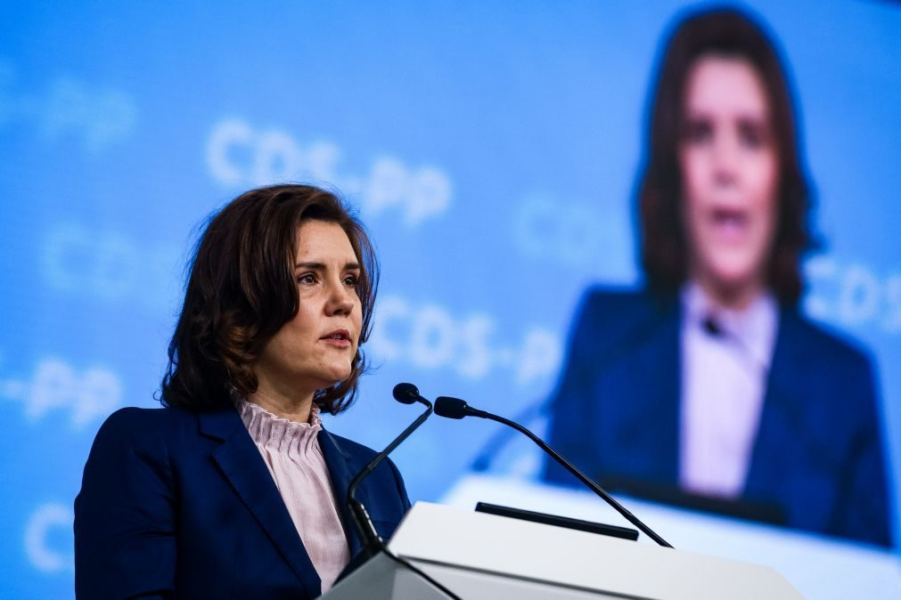 Cristas exclui-se de ser candidata à Câmara de Lisboa e critica direção do CDS-PP