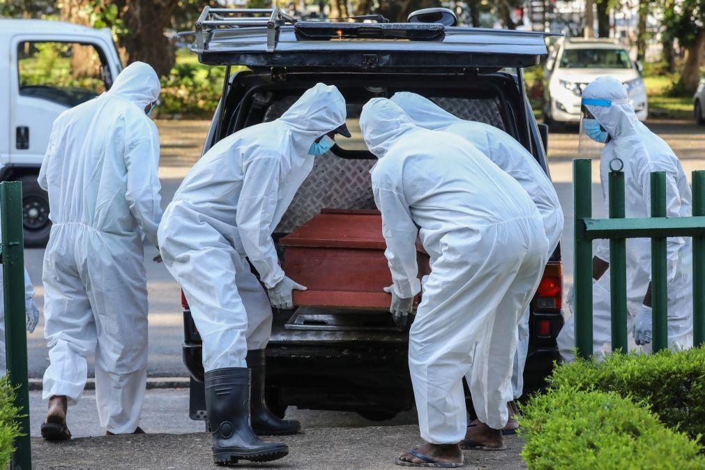 Covid-19: UE ultrapassa as 500.000 mortes