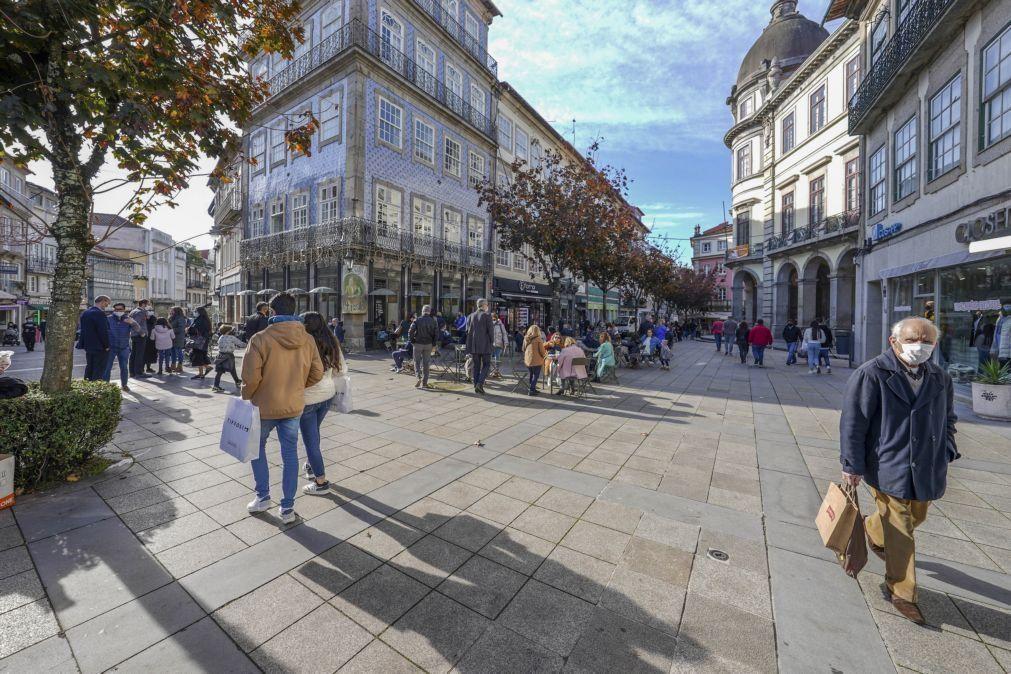 Cidade de Braga eleita