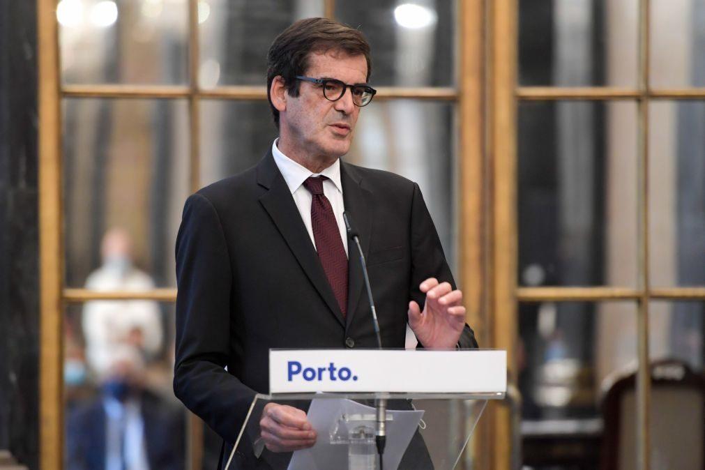Moreira diz que alterações à lei eleitoral autárquica mostram medo dos partidos