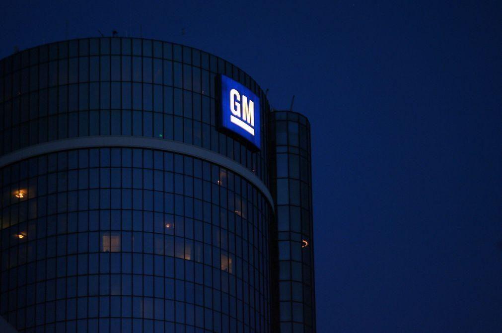 Lucro da General Motors recua 4,5% em 2020 para 5,3 mil ME