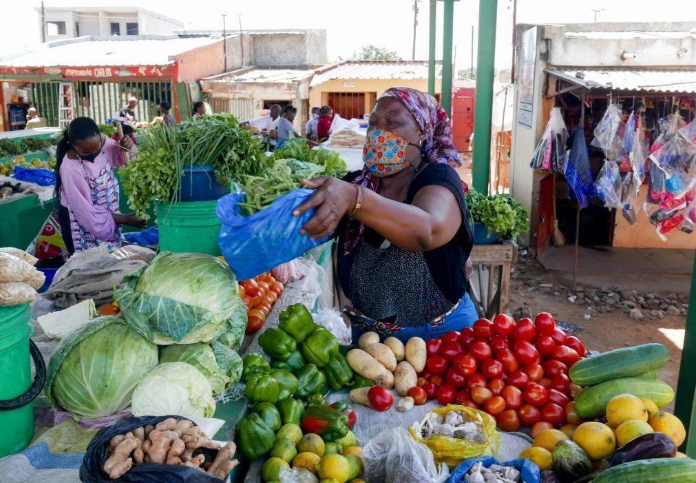 Inflação homóloga em Moçambique sobe para 4,09% em janeiro