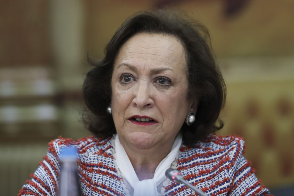 Joana Marques Vidal mantém funções no Tribunal Constitucional