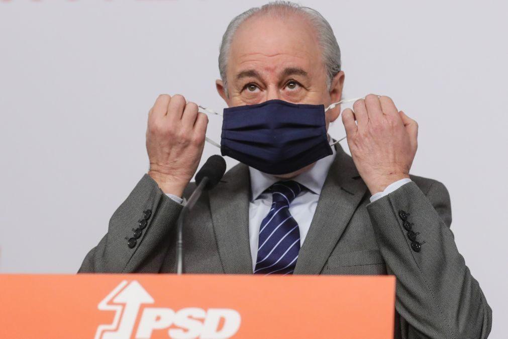 Covid-19: Rui Rio pede que confinamento se mantenha