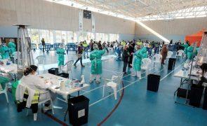 Covid-19: Espanha com 18.114 novos casos e mais 643 mortes