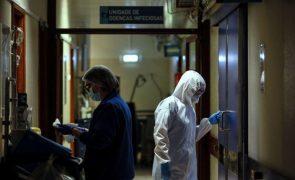 Covid-19: Uma centena de enfermeiros vão reforçar cuidados intensivos
