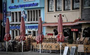 Covid-19: Alemanha prolonga confinamento até 07 de março