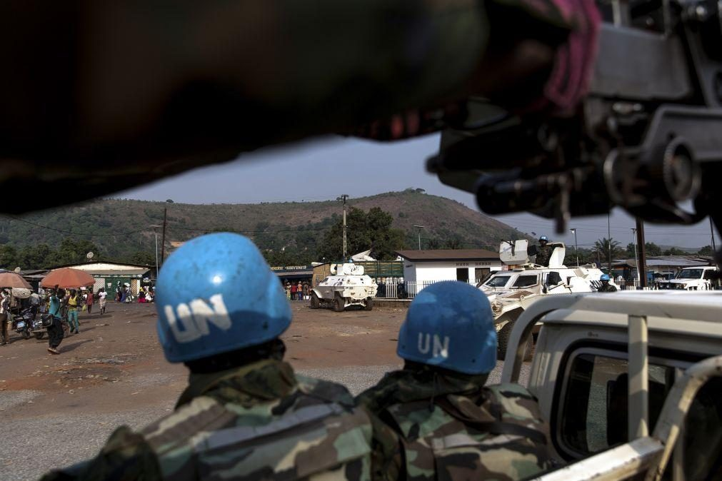 MINUSCA pediu à ONU reforço de até três mil militares na RCA