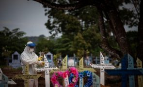 Covid-19: Brasil supera 9,6 milhões de casos e aproxima-se de 235 mil mortes
