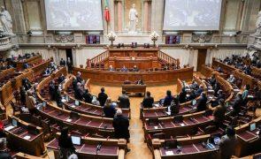 Parlamento vota hoje renovação do estado de emergência até 1 de março