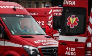 Covid-19: Cerca de 15.000 bombeiros começam hoje a ser vacinados