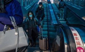 Covid-19: China deteta dois novos casos, ambos importados