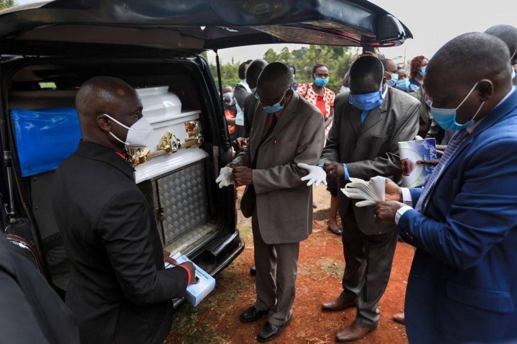 Covid-19: África com mais 491 mortos e 13.425 infetados nas últimas 24 horas